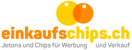 Einkaufschips.ch - Ihr Lieferant von Jetons und Chips für Werbung und Verkauf