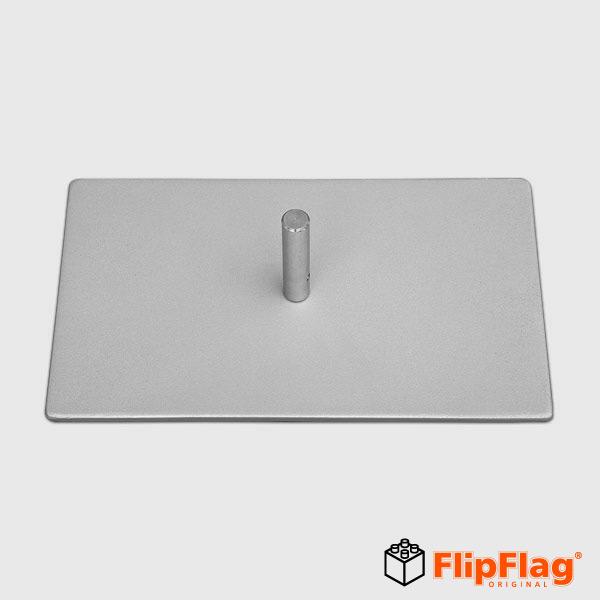 FlipFlag-Z-Bodenplatte-18x30