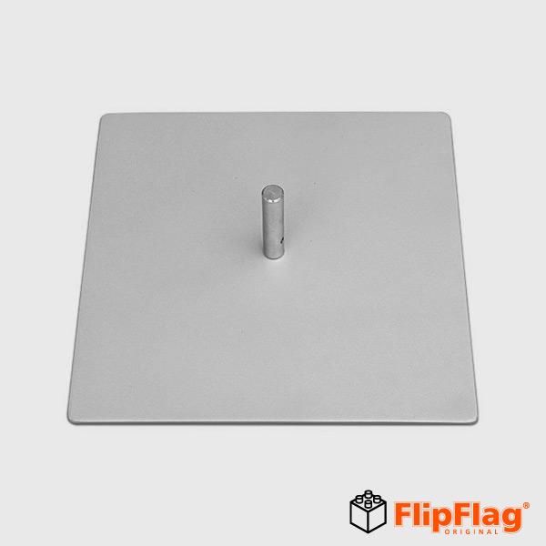 FlipFlag-Z-Bodenplatte-30x30