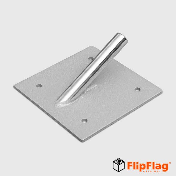 FlipFlag-Z-Erdspiess-Wandhalterung