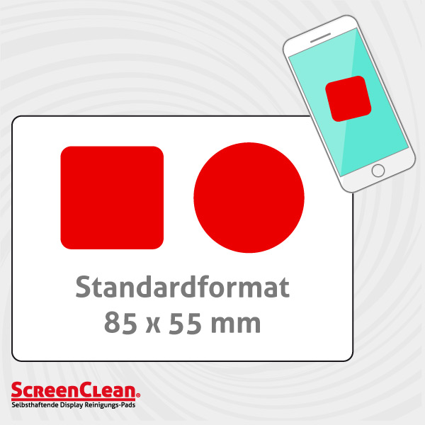 ScreenClean Standardformat